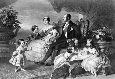 Queen Victoria's Children and Grandchildren