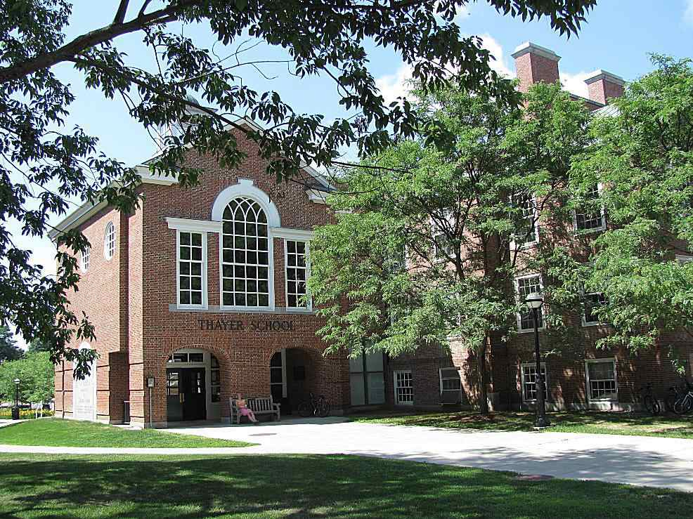 The Thayer School at Dartmouth College