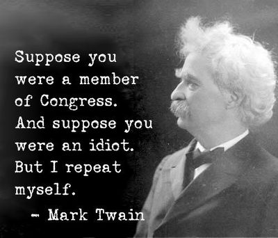 Mark Twain Quotes On Politics And Religion