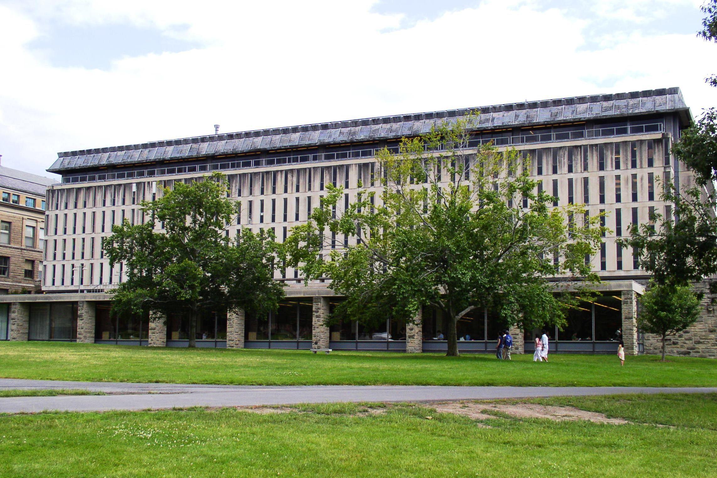 Cornell University Olin Library