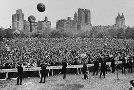 Anti - Vietnam War Protest