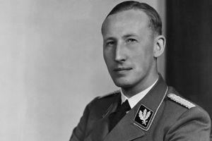 photograph of Nazi Reinhard Heydrich