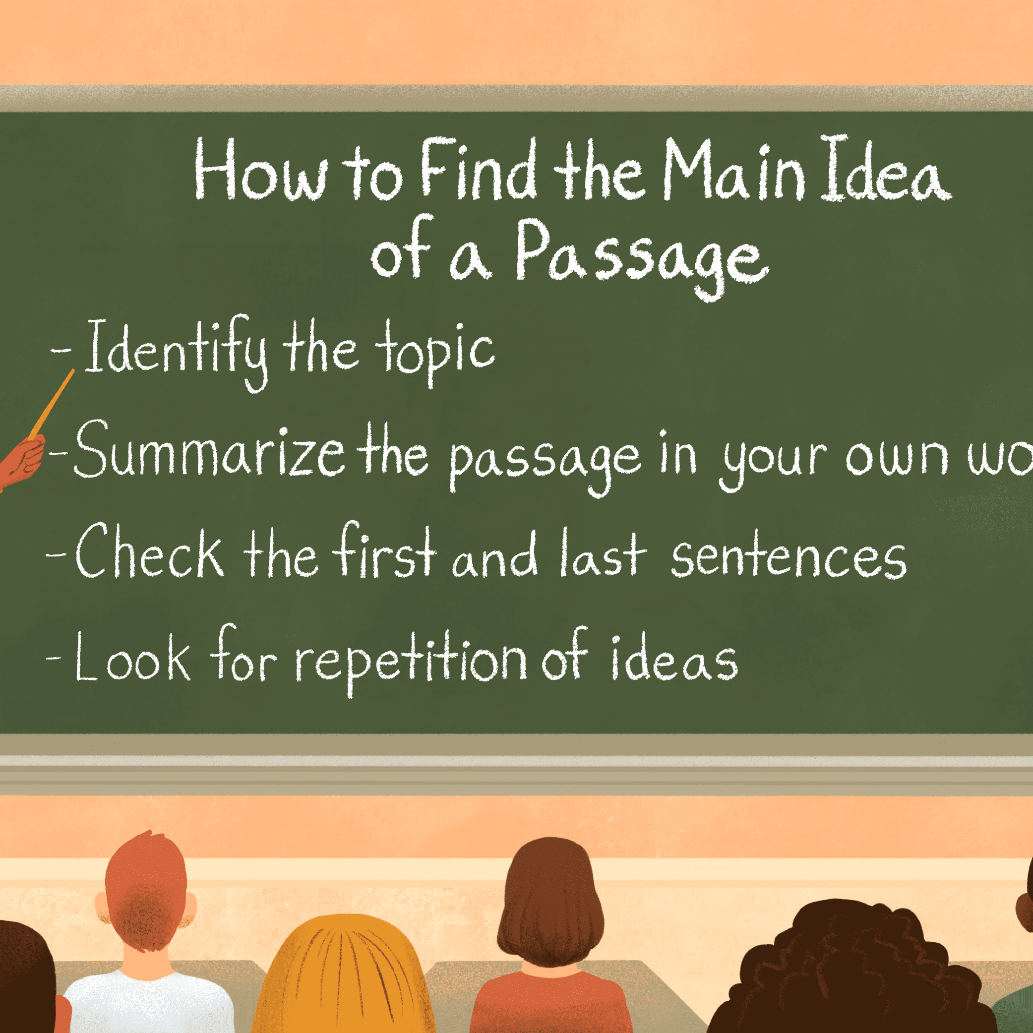 What a Main Idea Is and How to Find It