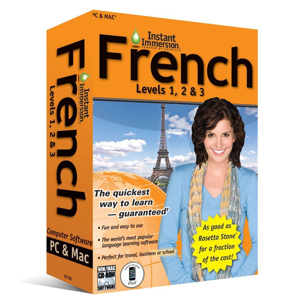 The Best Software for Learning French