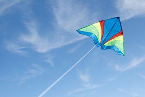 kite for lesson on gender in Spanish