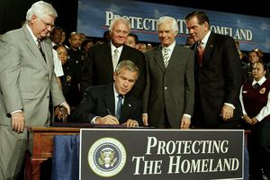 George W. Bush and the Department of Homeland Security