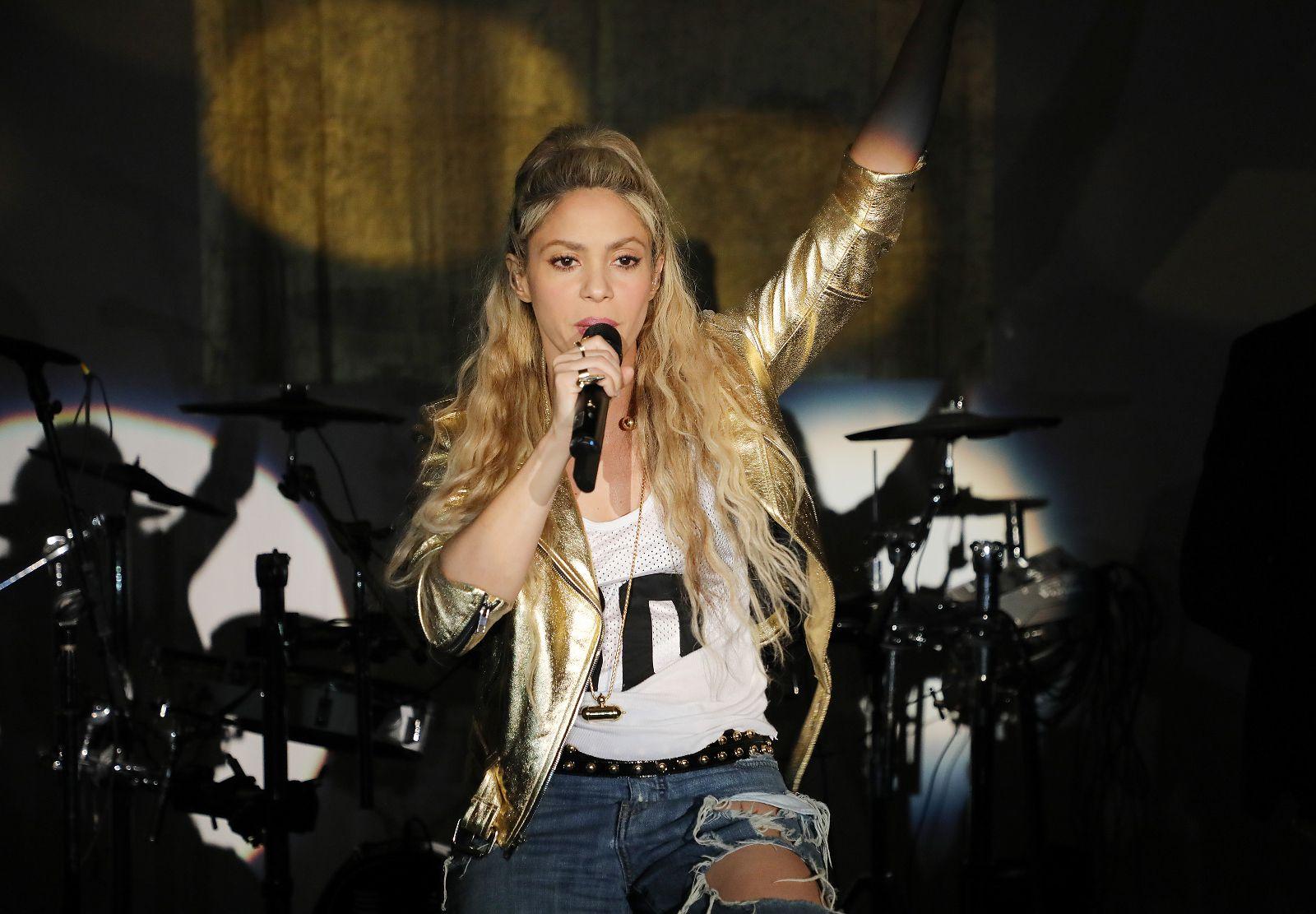 The Top 20 Shakira Songs