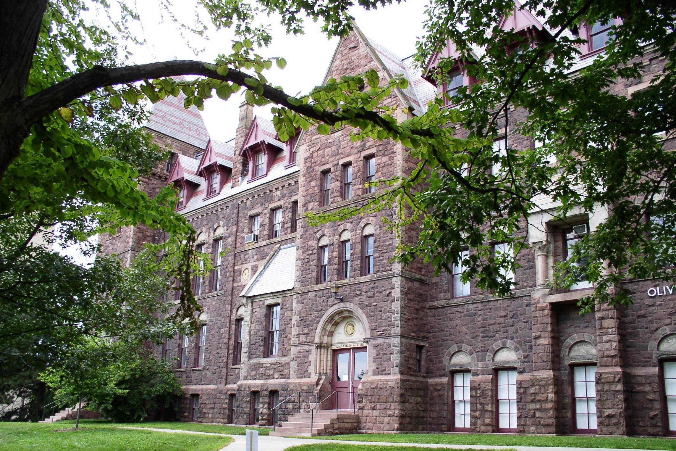 Cornell University Olive Tjaden Hall