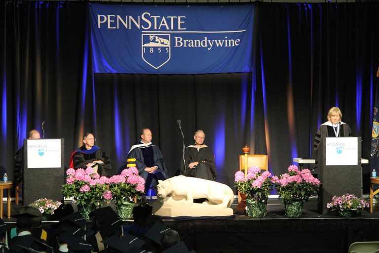 Penn State Brandywine Commencement