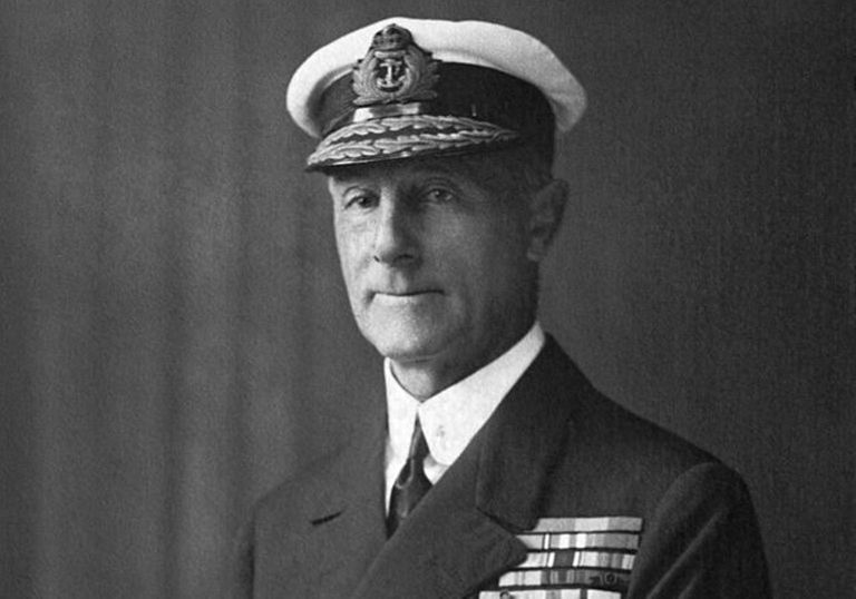 John Jellicoe during World War I