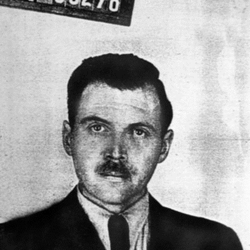 Mengele ID Photo