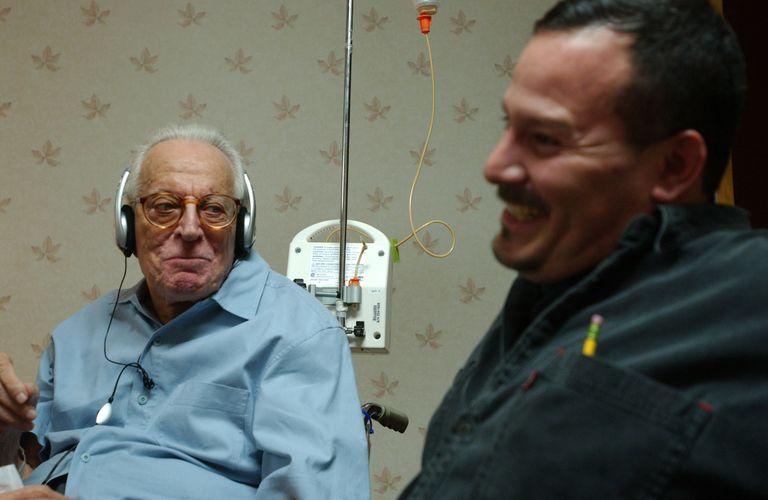 Psychotherapist Dr. Albert Ellis