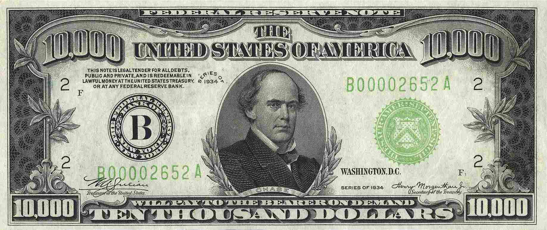 Faces On Every Us Bill List And Photos
