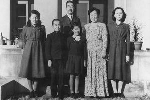 Emperor Hirohito And Family