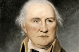 Portrait of Brigadier General Daniel Morgan, by Charles Willson Peale (1794)