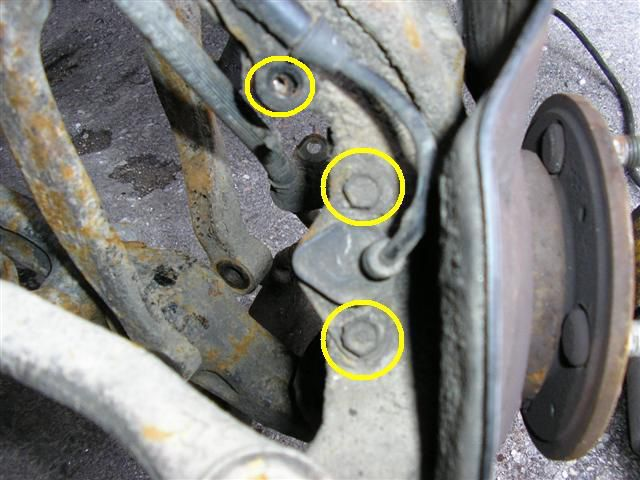 How To Clean The Abs Wheel Sensor On Your Carrhthoughtco: 2007 F150 Abs Sensor Location At Gmaili.net