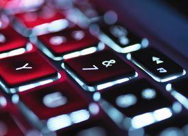 laptop computer keyboard
