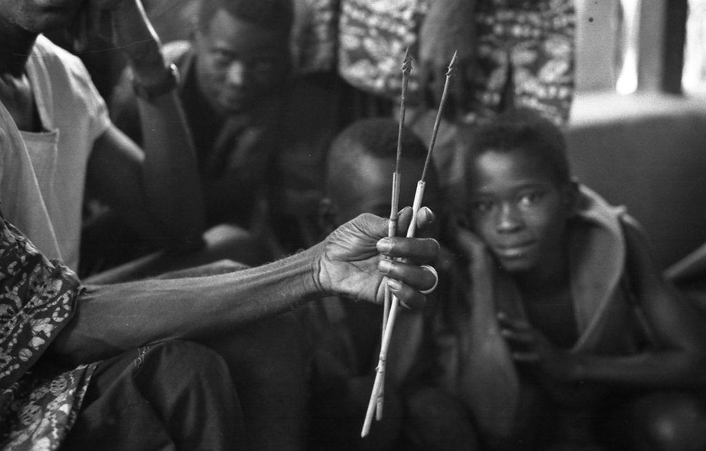 19th Century Limba Arrows, Sierra Leone