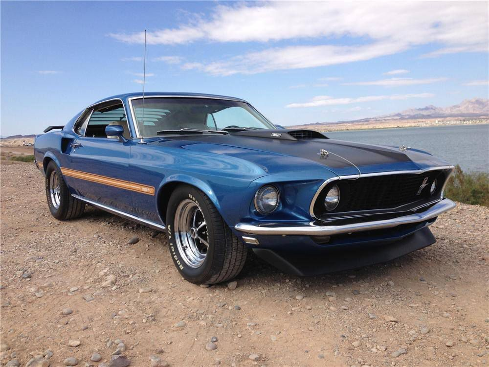 The 10 Best Mustangs of All Time