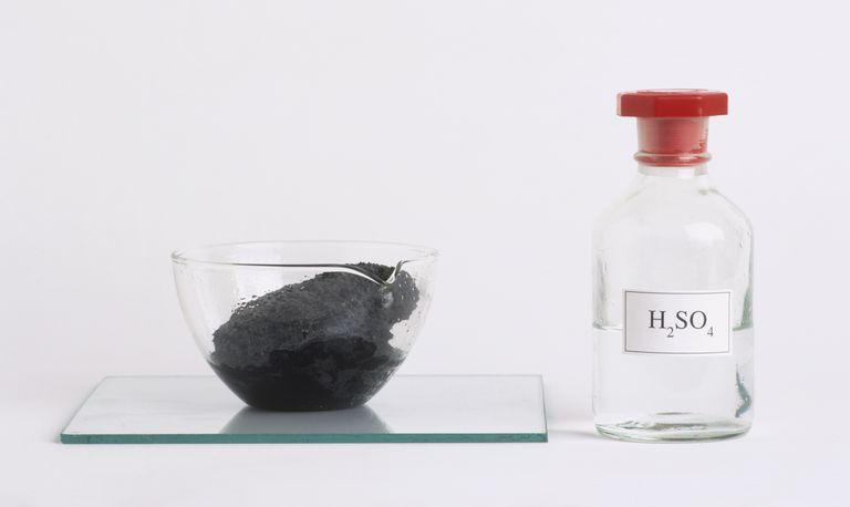 Sulfuric Acid And Sugar Chemistry Demonstration