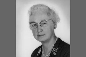 Virginia Apgar, 1959