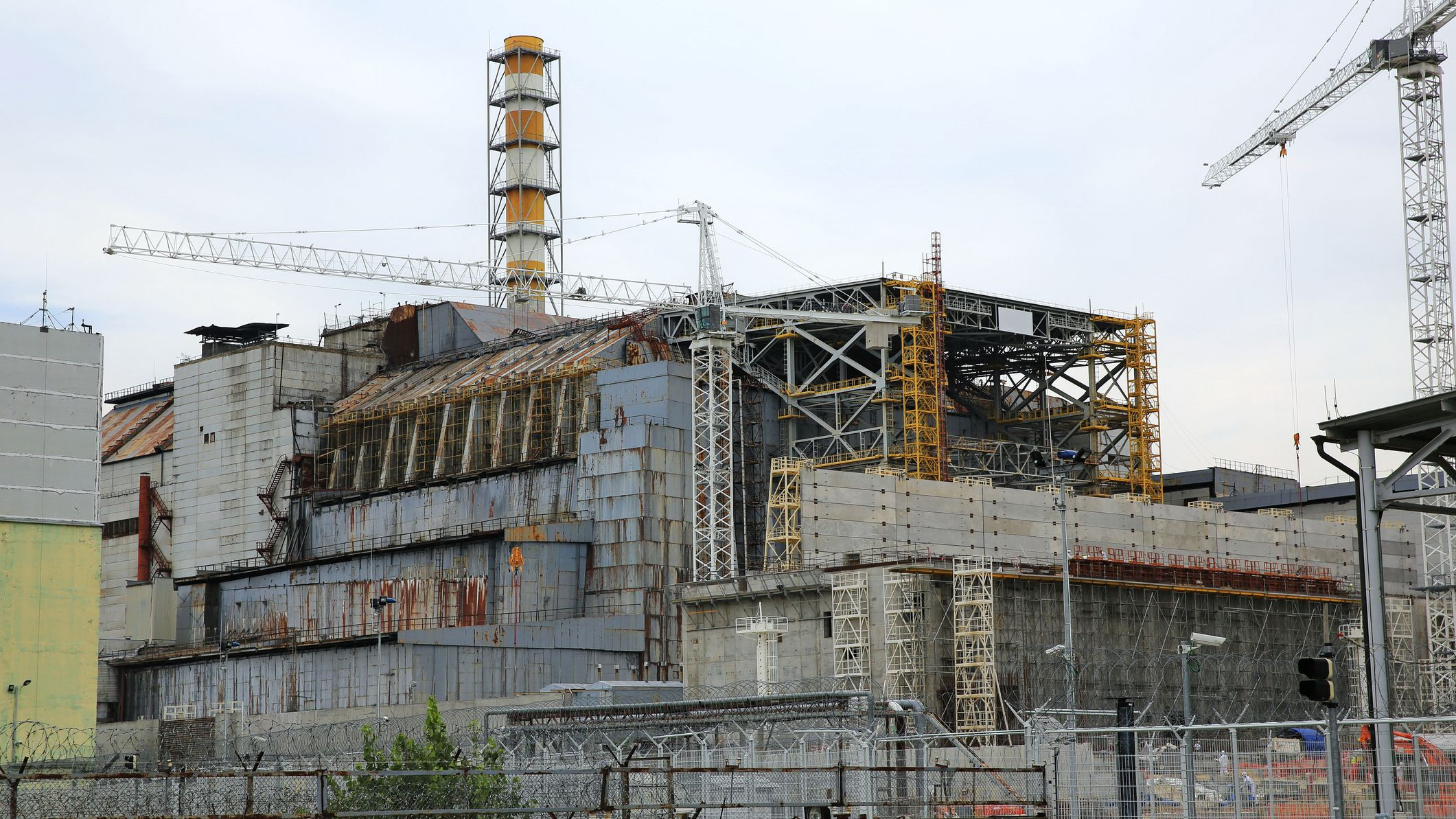 The Chernobyl Nuclear Station Part 1