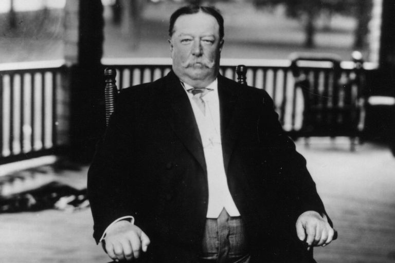 william howard taft biography 27th president of the united states