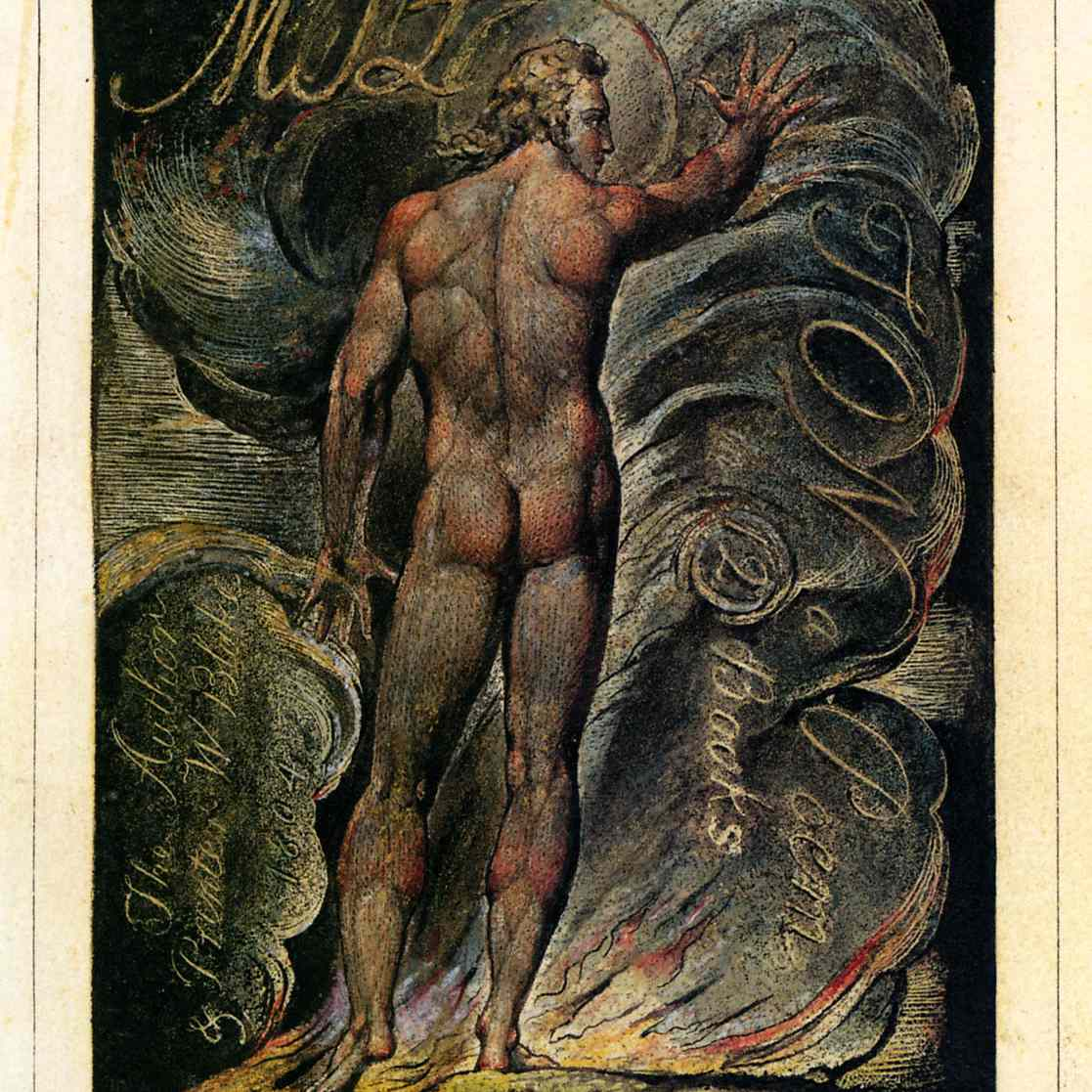 'Milton a poem' by William Blake