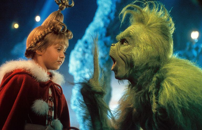 How The Grinch Stole Christmas Movie Characters.Moral Lessons From How The Grinch Stole Christmas