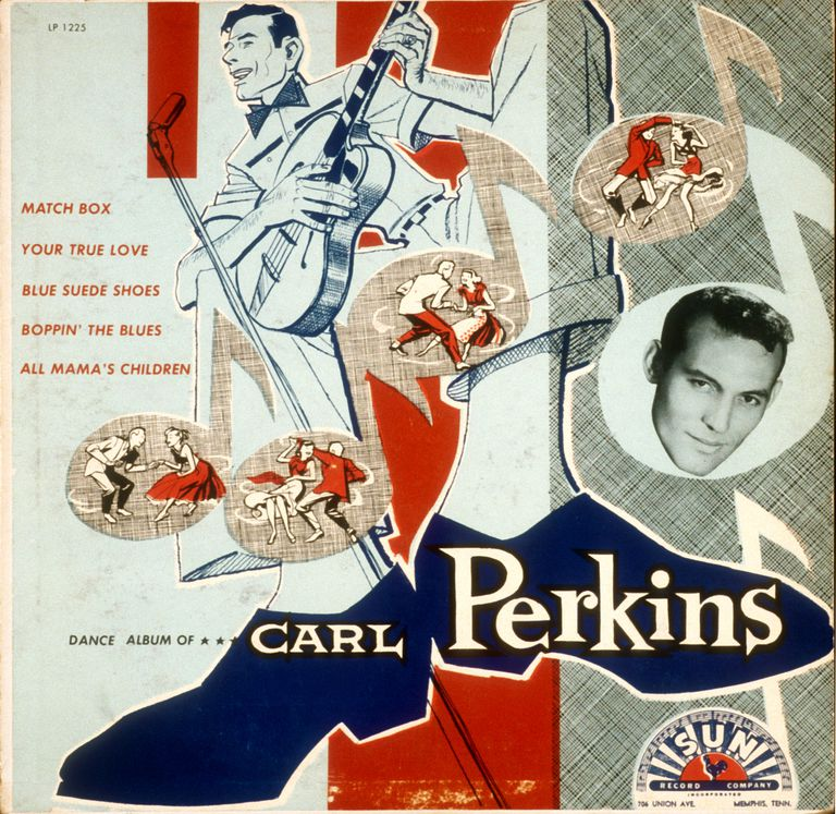 'Dance Album of.....Carl Perkins""