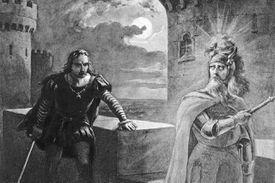 Scene From Shakespeare's 'Hamlet'