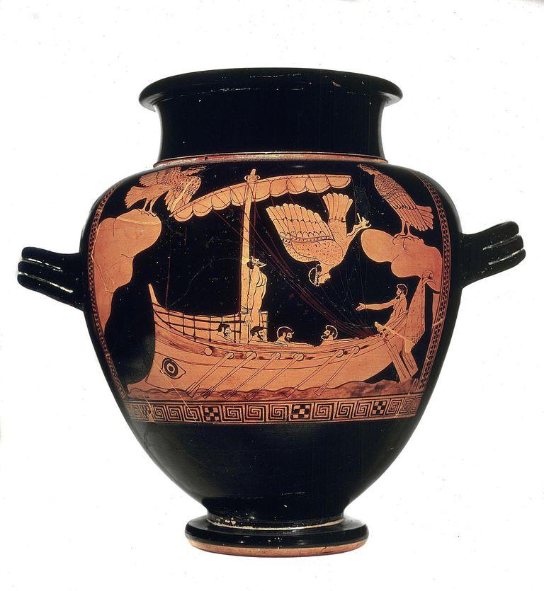 Odysseus Ulysses Ancient Roman And Greek Mythology