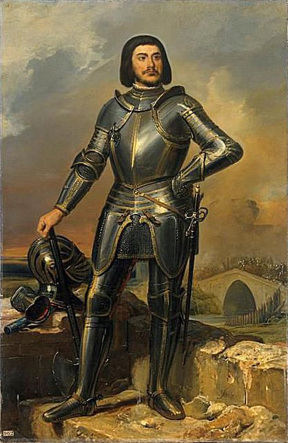 Modern Impression of Gilles de Rais