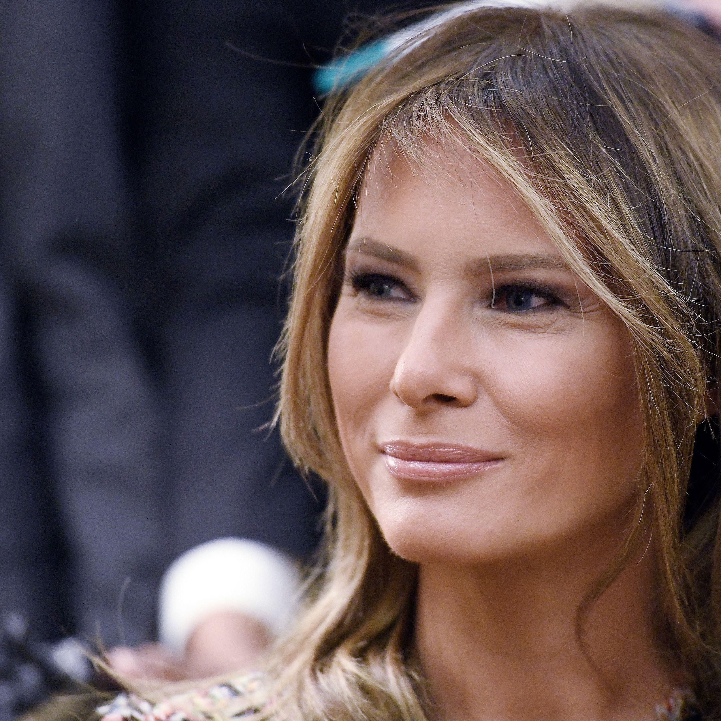 Biography Of Melania Trump