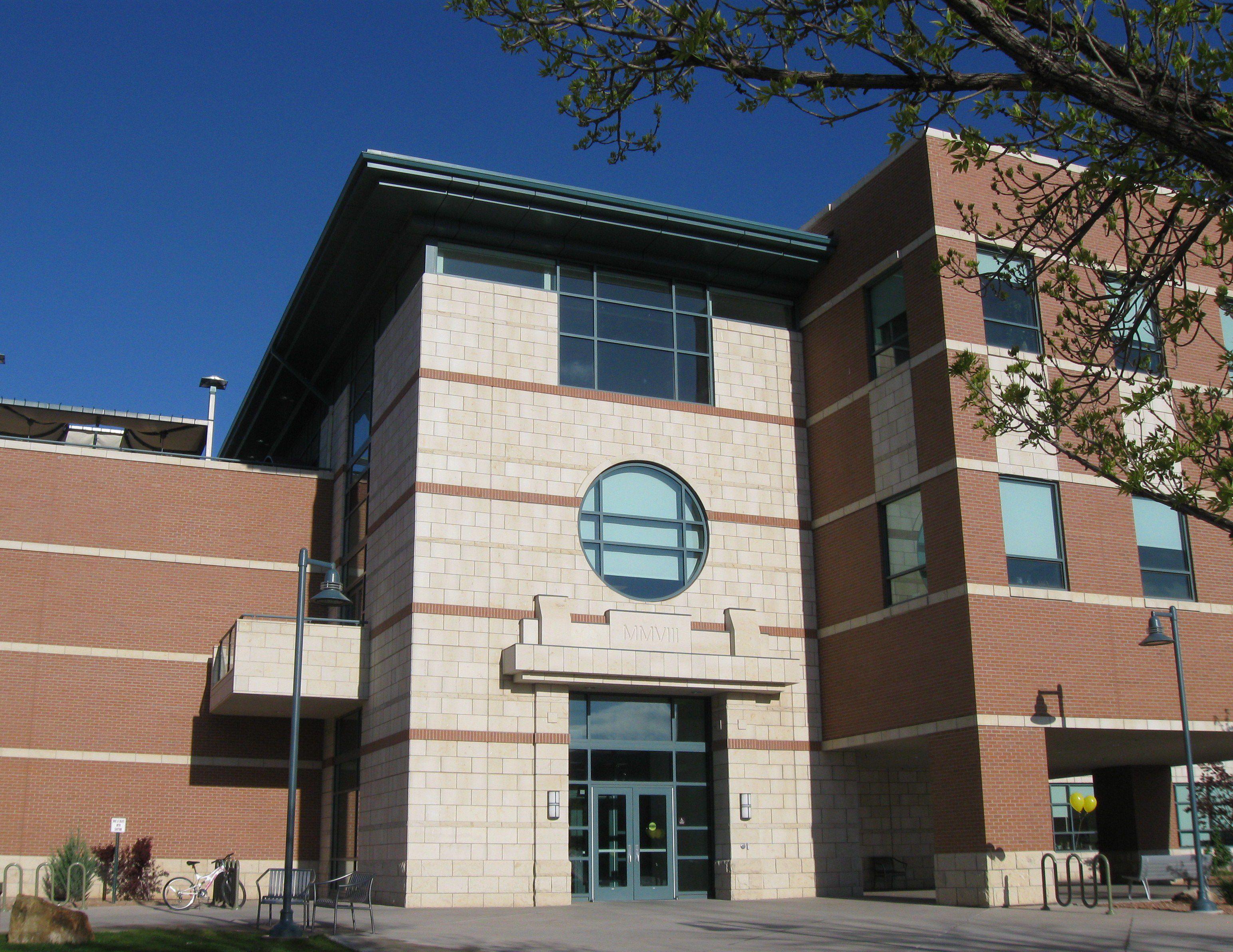 ACB (Academic Classroom Building) at Colorado Mesa University