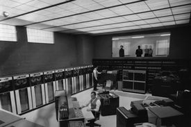 IBM Computer, 1960