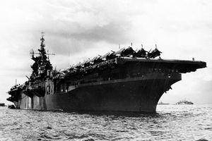 USS Randolph (CV-15) during World War II