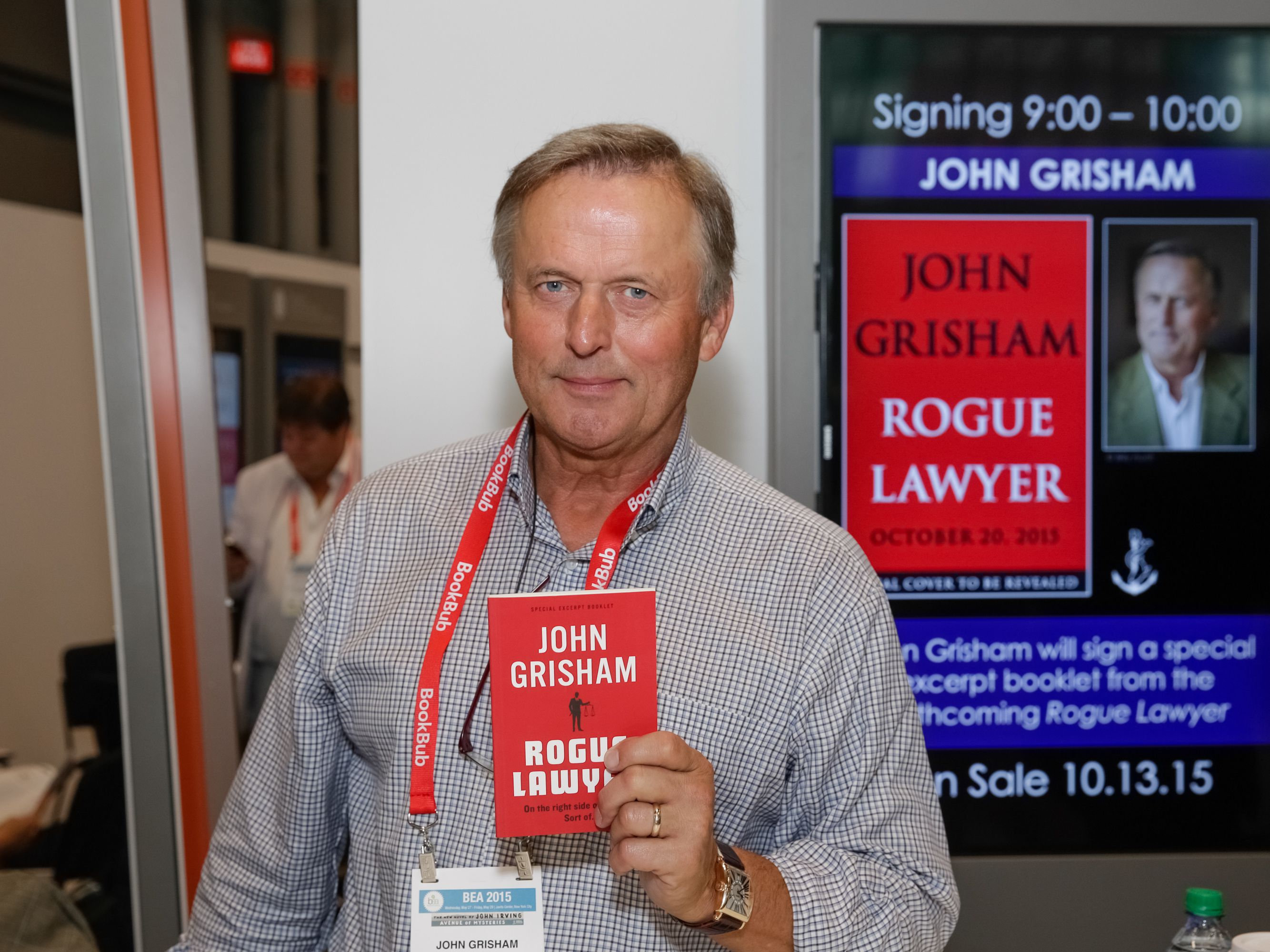 A Complete List of John Grisham Books