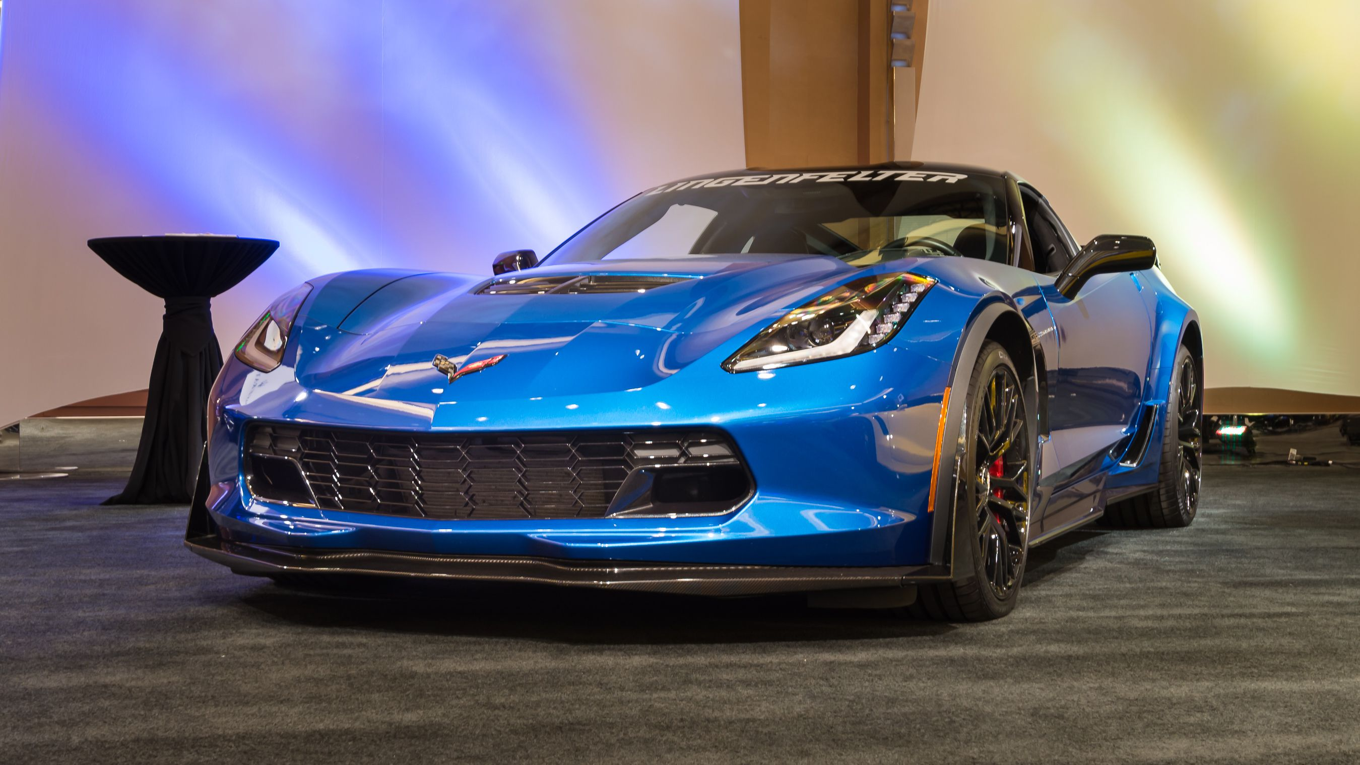2016 Corvette Z06 Performance Details and Tech Specs