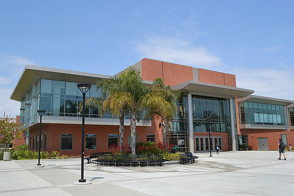 Student Recreation and Wellness Center at CSULB