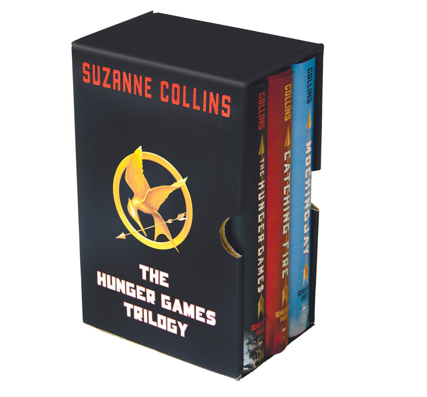 The Hunger Games Collection [4K Ultra HD Blu-ray/Blu-ray ...