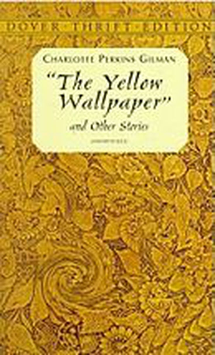 literary analysis of the yellow wallpaper by charlotte perkins gilman