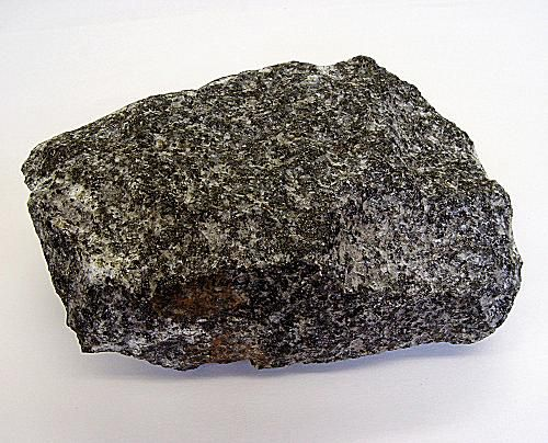 A plutonic basalt