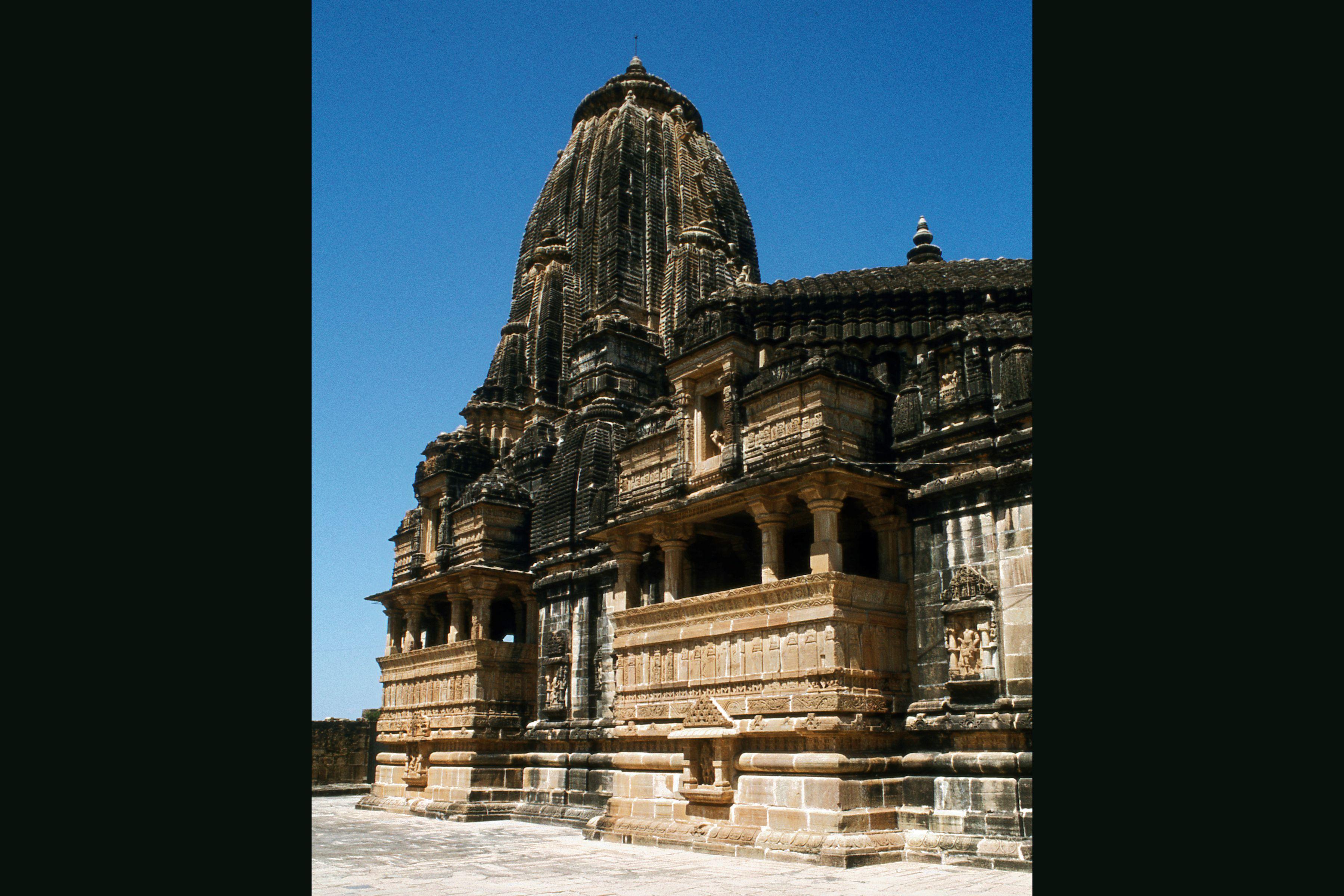 Temple of Mirabai, Chittaurgarh, Rajasthan, India, 16th century