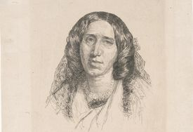 George Eliot portrait