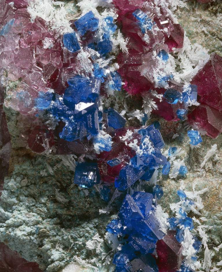 Man-made Mineral Specimen