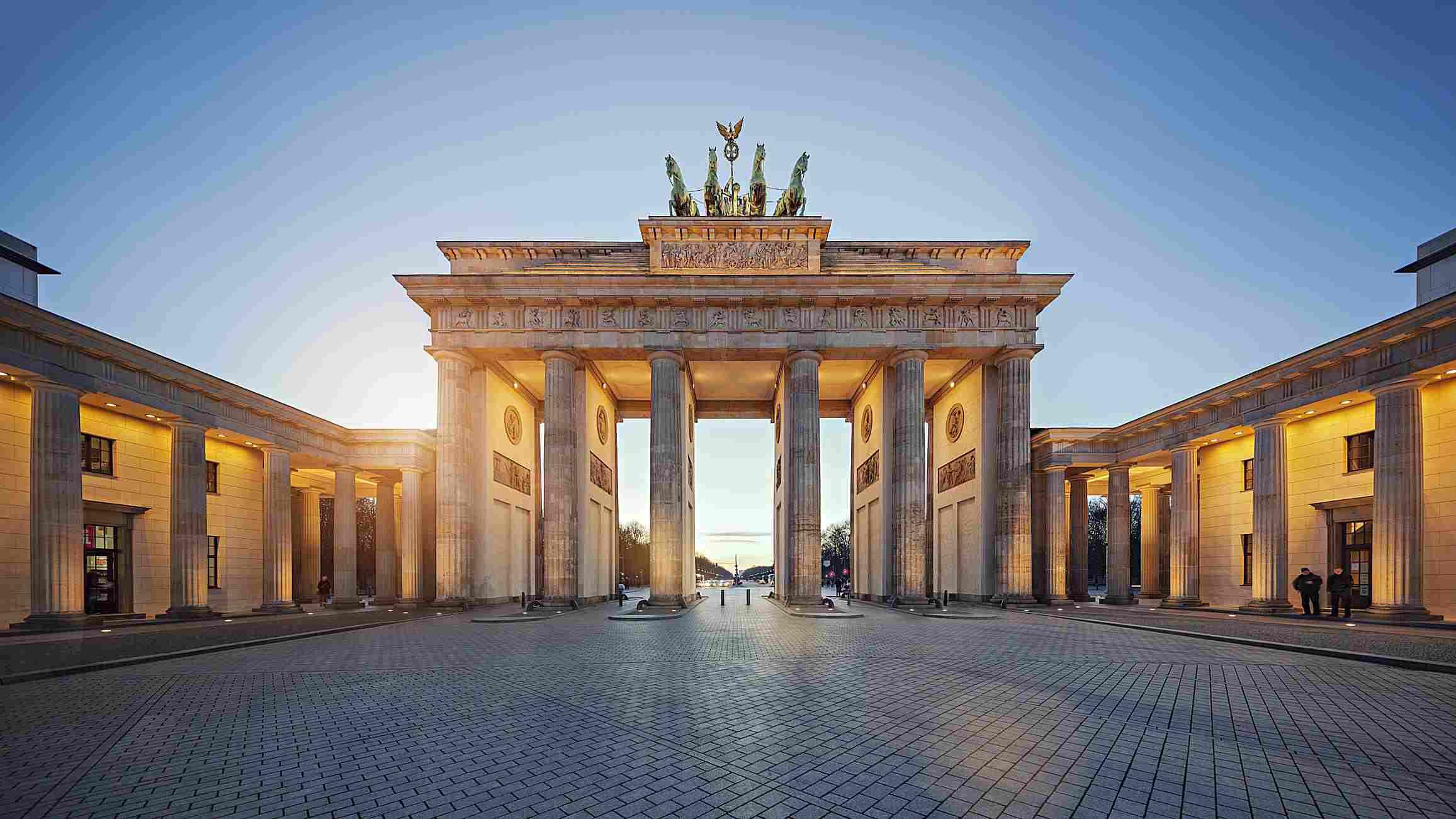 Berlín, la capital alemana, atrae inversiones para obtener los papeles