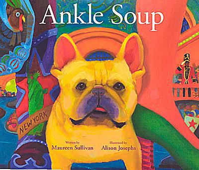Cover art of Ankle Soup by Maureen Sullivan
