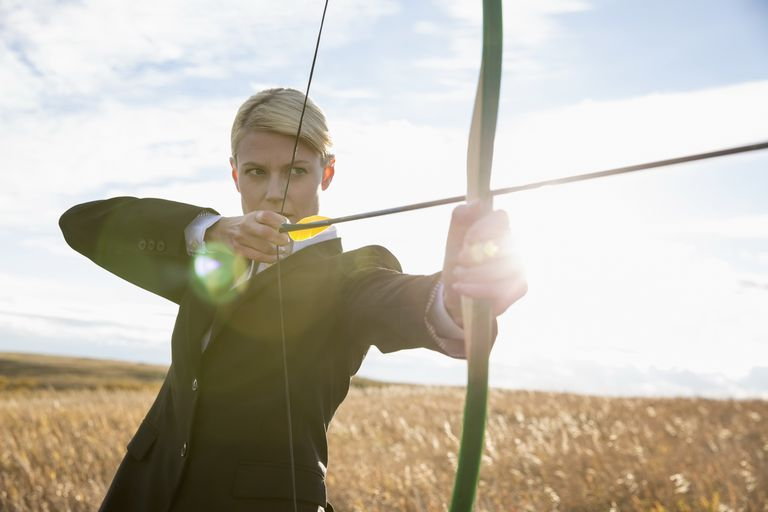 Kairos and archery