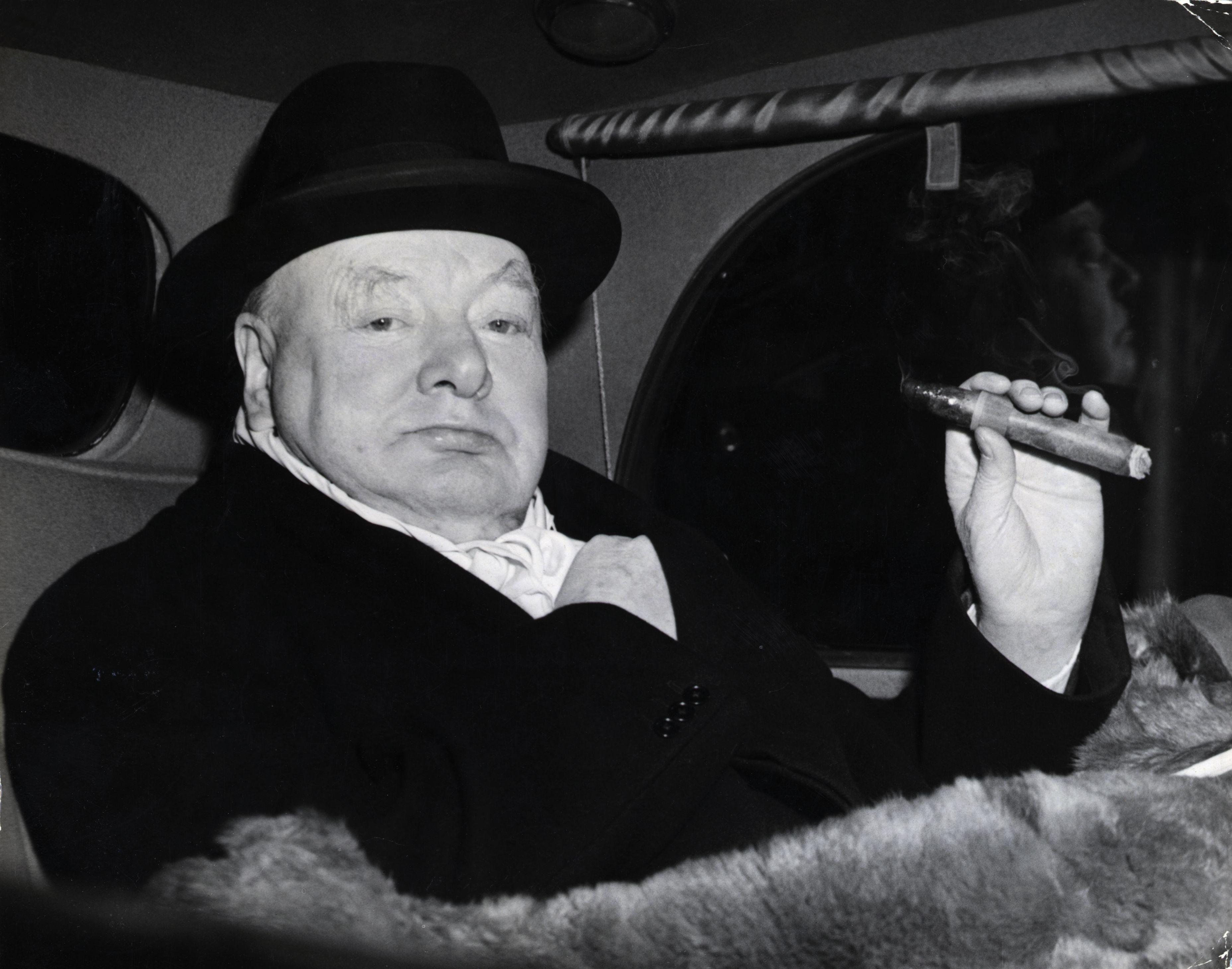Великобритания История: Уинстън Чърчил втори мандат